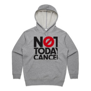 NOT TODAY, CANCER <br> Premium Hoodie Thumbnail