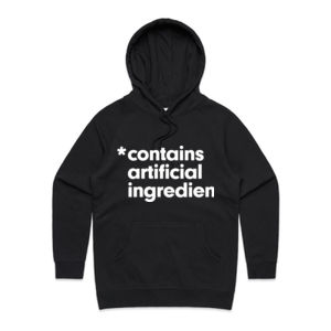 CONTAINS ARTIFICIAL INGREDIENTS <br> Hoodie Thumbnail