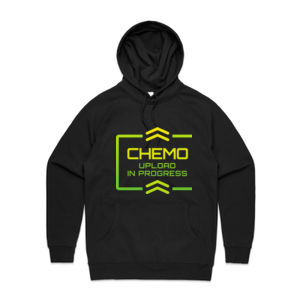 CHEMO UPLOAD<br>Unisex Hoodie Thumbnail